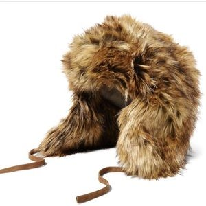 Ecote Faux Fur Tapper Fur Lined Warm Winter Hat